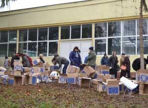 Distributie pachete alimente europene (2)