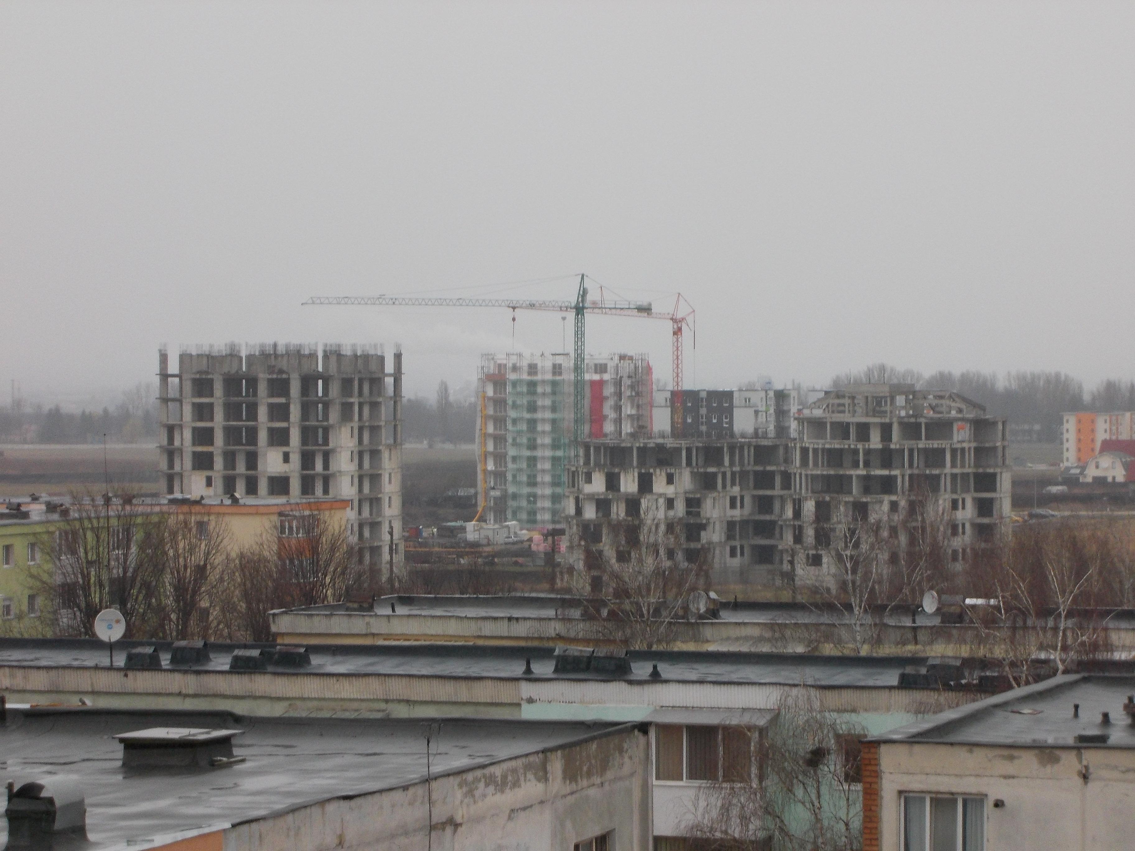 Prețurile locuințelor ar putea crește cu 15% anul acesta, după ce materialele de construcții s-au scumpit cu 20%