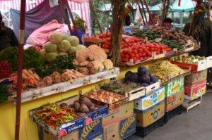 piata producator legume