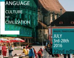 Americani, britanici, elvețieni, spanioli și chiar chinezi vor veni la Brașov pentru a învăța limba română