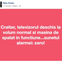 Sirenele anemice din Brașov nu prea sperie pe nimeni
