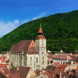 Cum arăta Brașovul acum 500 de ani, când era cel mai mare oraș din Transilvania și nu avea nici măcar 15.000 de locuitori