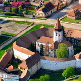 Cetatea Prejmer, cel mai vechi monument istoric din Brașov și singurul obiectiv turistic din România cu trei stele Michelin