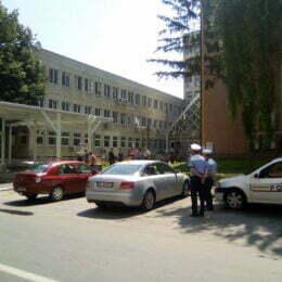 FOTO Urgența Brașovului se mută în noul spațiu din 27 iunie. Pacienții vor intra la triaj dinspre strada Octavian Augustus