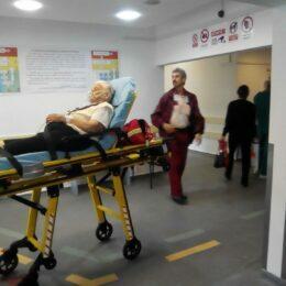 """Urgențele Brașovului s-au mutat în """"casă nouă"""". Peste 200 de persoane cer zilnic ajutorul medicilor din UPU"""