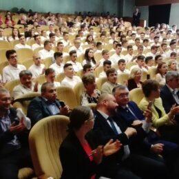 126 de specialiști au ieșit de pe băncile Școlii Profesionale Germane Kronstadt și au fost deja angajați în companiile brașovene