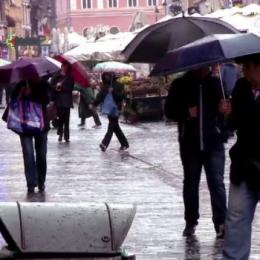 Avertizare cod galben de ploi valabilă și pentru județul Brașov