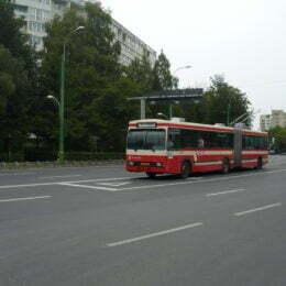 26 de troleibuze ar putea fi cumpărate cu fonduri europene, în parteneriat cu MDRAP. Prețul lor este cât 100 de autobuze Diesel