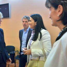 Prima şedinţă a grupului de lucru pentru Spitalul Regional Braşov