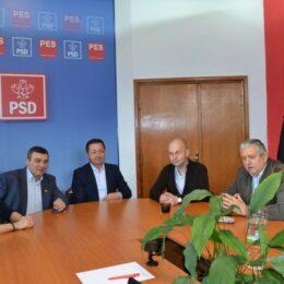 Parlamentarii PSD Brașov nu vor să primească cetățeni în audiență