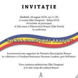 Administrația locală vrea să afle ce măsuri poate lua pentru a aduce acasă brașovenii din Diaspora