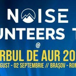 Echipa NOISE Festival, implicată în organizarea Cerbului de Aur