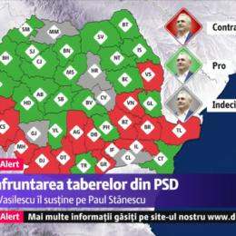 Analiză Radu Hossu: Taberele PSD în cifre reale