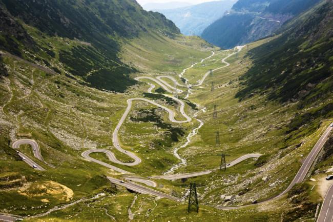 Transfăgărășanul și Transalpina se vor deschide circulației la sfârșitul lunii iunie