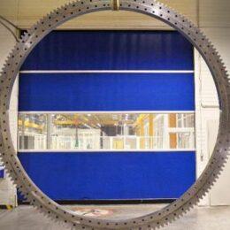 Schaeffler România, singura fabrică a grupului german în care se realizează călirea prin inducție pentru producția rulmenților gigant