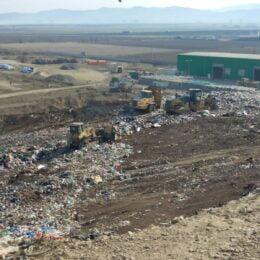 Fin-Eco a  obținut autorizația pentru deschiderea celei de-a patra celule de la depozitul de deșeuri. Investiție de peste 10 milioane de lei pentru amenajările efectuate pe 2,4 hectare