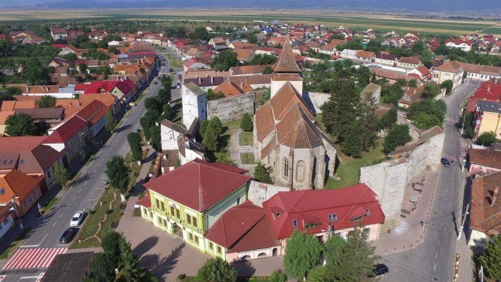 Orasul Ghimbav, Biserica Evanghelica