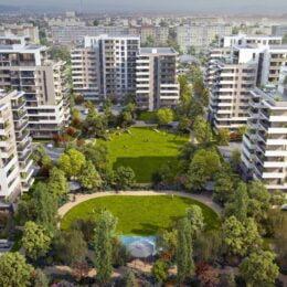 Apartamentele noi din Bașov s-au scumpit în pandemie până la 1.300 de euro/mp. Și locuințele vechi au ajuns la un preț de peste 1.200 de euro/mp