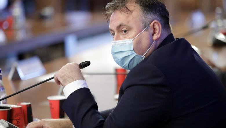 """Nelu Tătaru: """"Ne gândim la introducerea vaccinării obligatorie sau testarea săptămânală pentru persoanele din sectoarele esențiale"""""""