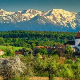 Anul 2020 a fost foarte bun pentru unităţile de cazare din zona Făgăraşului. Cererea a crescut cu 50%