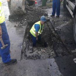 Două străzi din centrul Brașovului vor rămâne mâine fără apă, din cauza unor lucrări