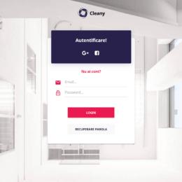 Cleany, o platformă care face legătura între furnizori de servicii de curăţenie şi clienţi, caută o investiție de 300.000 de euro pentru a se extinde la Brașov