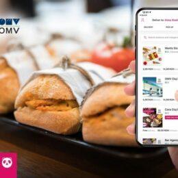 Produsele Viva din stațiile OMV pot fi comandate acum prin foodpanda