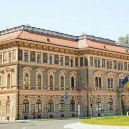 Psihologia are și ea o medie de 10 admisă, a 7-a de la Universitatea Transilvania