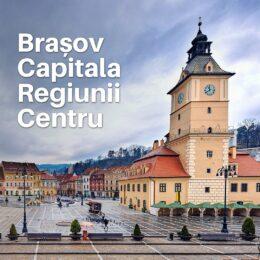 Brașov – Capitală Regională: candidații brașoveni ai Alianței USR PLUS la alegerile din 6 decembrie își asumă acest deziderat