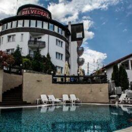 Complexul hotelier Belvedere de pe Drumul Poienii se va extinde cu o investiție de 3,5 milioane de euro