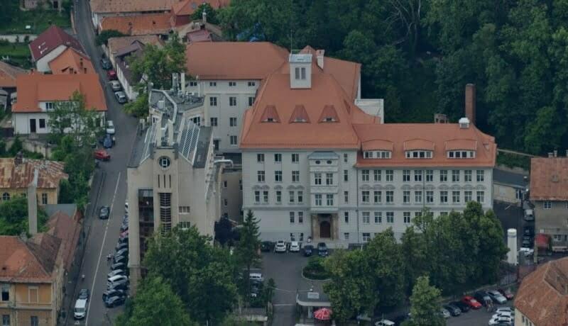 Maternitatea Brașov, saloane paciente