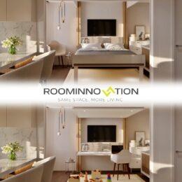 RoomInnovation, conceptul inovator care revoluționează conceptul clasic de apartament