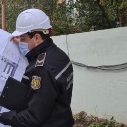 FOTO Cinci dezvoltatori imobiliari din Brașov, amendați de polițiștii locali în ultimele două luni! Anul acesta s-au dat amenzi de 116.000 de lei