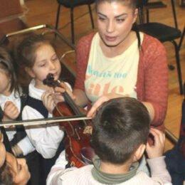 Grădinița muzicală, un proiect inedit propus de Filarmonică pentru micuții din Brașov