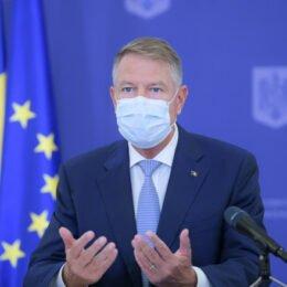 Iohannis: Majoritatea școlilor se redeschid pe 8 februarie/ În Brașov, în acest moment, s-ar putea redeschide doar grădinițele și clasele din ciclul primar
