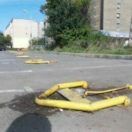 Fiscul brașovean scoate la vânzare trei locuri de parcare din zona Avantgarden
