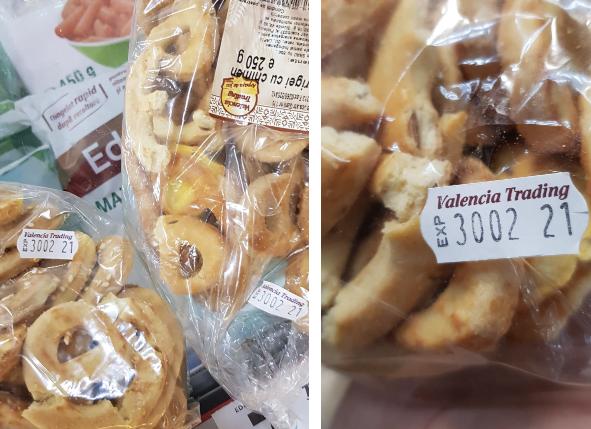 Atenție! În magazinele brașovene au început să se vândă covrigei care expiră în… 30 februarie