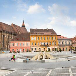 COVID Rata de infectare a ajuns la 4,38/1000 în municipiul Brașov după 22 zile de scădere continuă