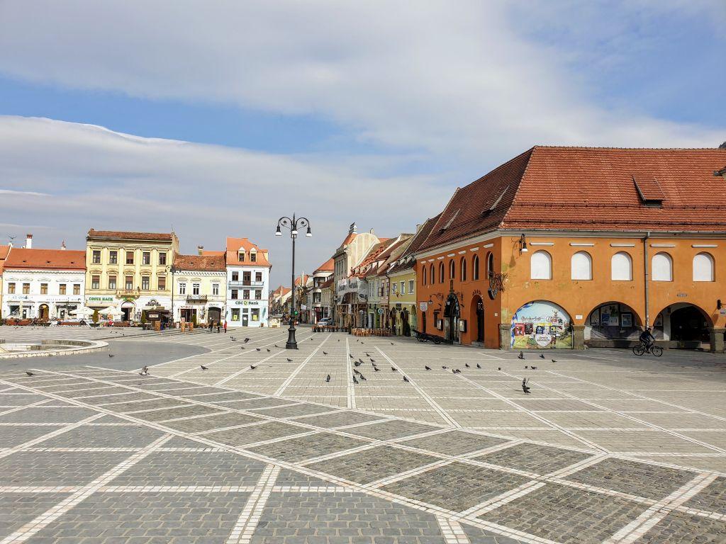COVID A treia zi cu incidență zero în municipiul Brașov/ În județ au fost depistați cinci bolnavi în ultimele 14 zile