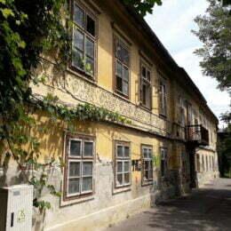 Casa magnaților brașoveni Copony a ajuns o ruină în așteptarea demolării