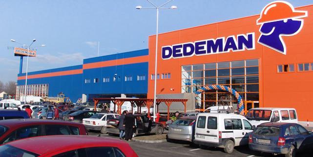 Până să deschidă al doilea magazin din Brașov, Dedeman a investit 11,5 milioane de euro într-un magazin la Sfântu Gheorghe