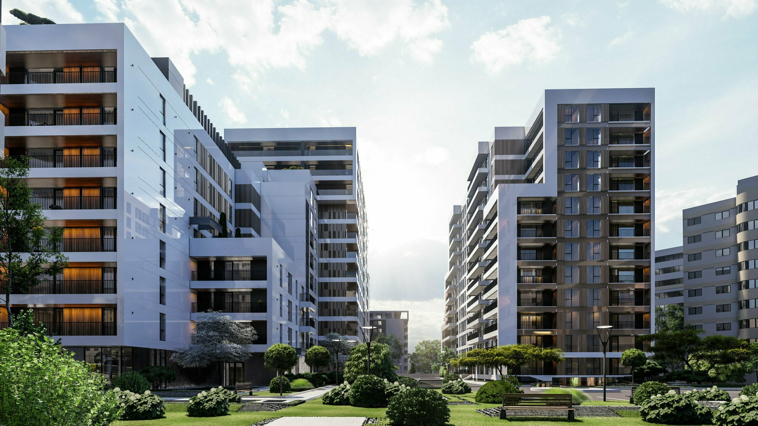 Cosmopolit mai construiește 227 de apartamente în Răcădău