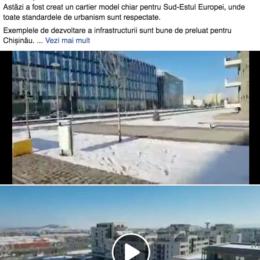 """Coresi, model de regenerare urbană pentru Chișinău. """"Așa ne-am dori să fie un cartier, clădiri nu prea înalte și totul la îndemână, la 5 minute"""""""