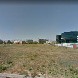 """După proiectul eșuat a lui """"Dumnezeu"""" Cămârzan, piața imobiliară rezidențială este testată din nou în zona Brașov Business Park, pentru ridicarea unor blocuri cu 12 etaje"""