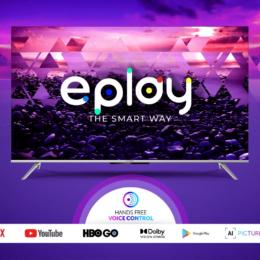 """Allview își face debutul în era tehnologică TOUCHLESS prin lansarea seriei de Smart TV-uri ePlay7100. """"Suntem primul brand european care va încorpora tehnologii Touchless în portofoliul de produse"""""""