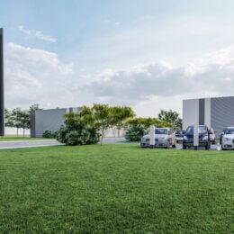 Qualis Properties investește 10 milioane de euro într-un parc logistic în cartierul Timiș-Triaj. Implementează și un HUB de încărcare rapidă pentru 30 de mașini electrice