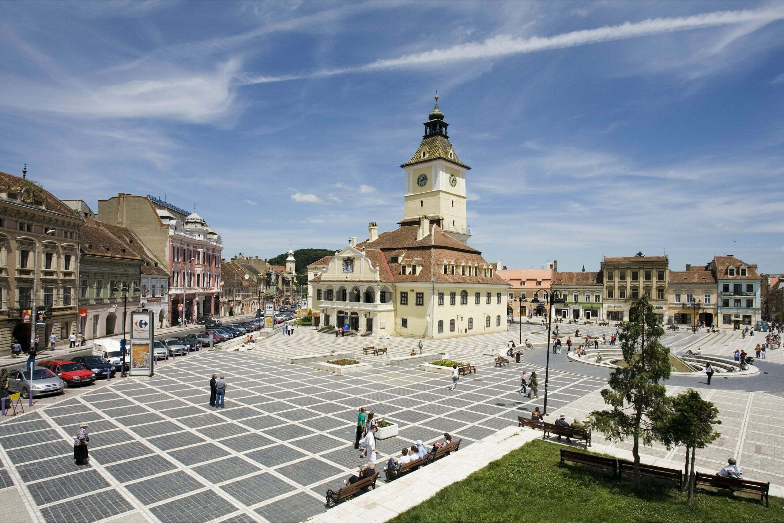 Brașovul, în Top 10 al celor mai smart orașe din România. Dar nu așa de smart