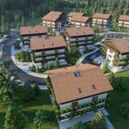 Proprietarul producătorului de mobilă Conalcri Prod construiește un ansamblu de vile de vacanță de 30 de milioane de euro în Poiana Brașov