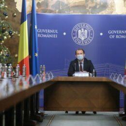 """Cîțu: """"Vom transforma o parte din centrele de vaccinare AstraZeneca în centre Pfizer""""/ Ținta este ca până la 1 iunie să se vaccineze cinci milioane de români"""