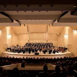Primul concert cu spectatori  al Filarmonicii Brașov are loc mâine seară